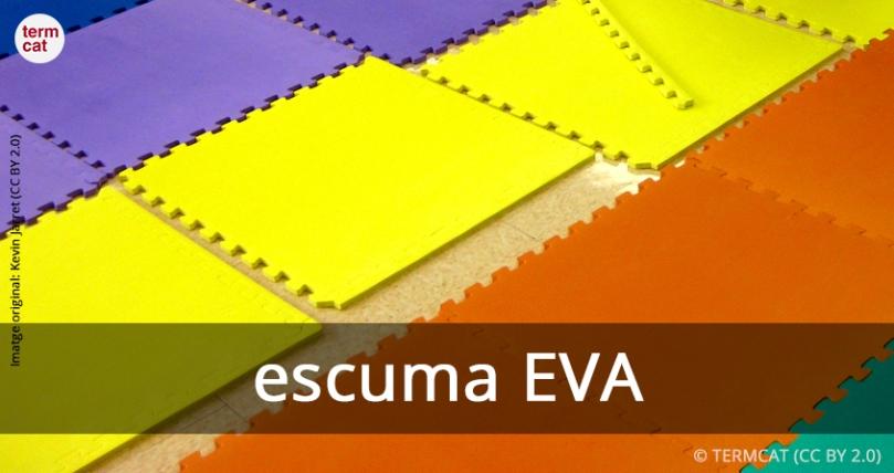 escuma_Eva