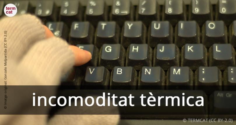 incomoditatTermica